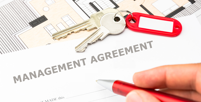 Management Agreement | Hotel Promoters