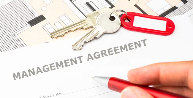 Management Agreement – Management Agreement